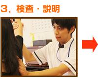 3.診察・検査・治療説明